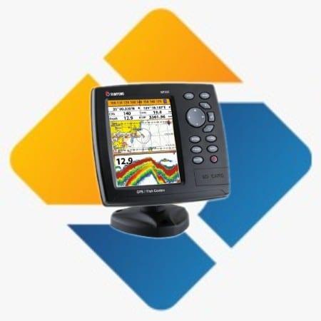Garmin Samyung N560 GPS Plotter Fish Finder