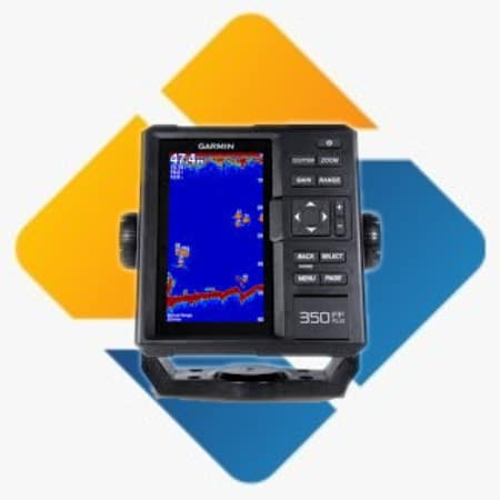 Garmin FF 350 Plus Fish Finder GPS