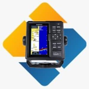 Garmin GPSMAP 585 Plus Fish Finder
