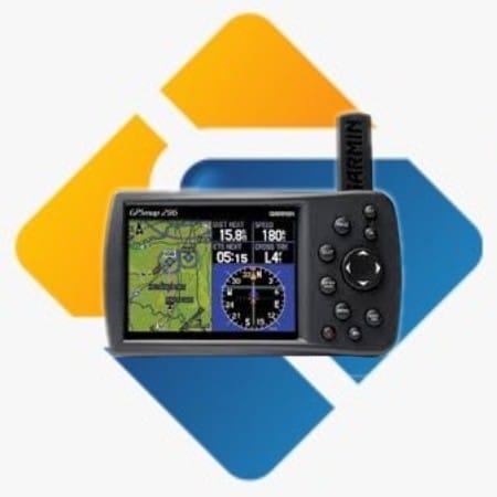 GPS Garmin GPSMap 296 GPS Aviasi