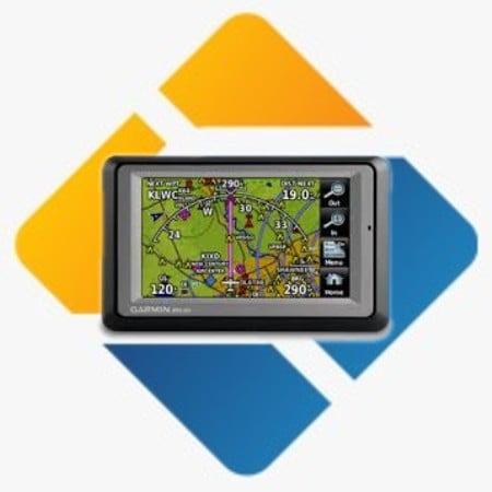 Garmin Aera 500 GPS Aviasi