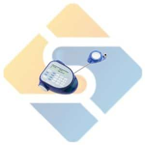 Tamaya Marble Planix 10S Roller Digital Planimeter