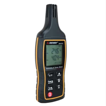 Sndway Thermometer Hygrometer Humidity Digital Kelembapan SW-572