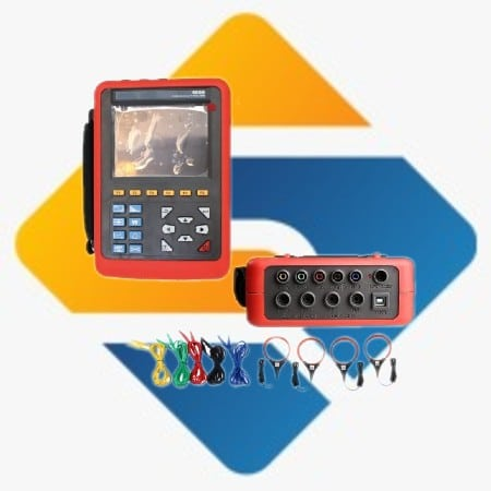 ETCR5000 3 Phase Power Quality Analyzer