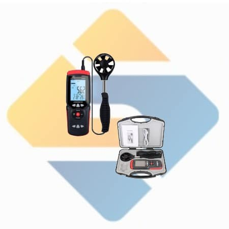 Benetech GT8907 Anemometer Data Logger