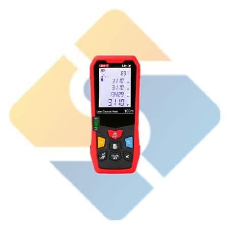 UNI-T LM100 Laser Distance Meter