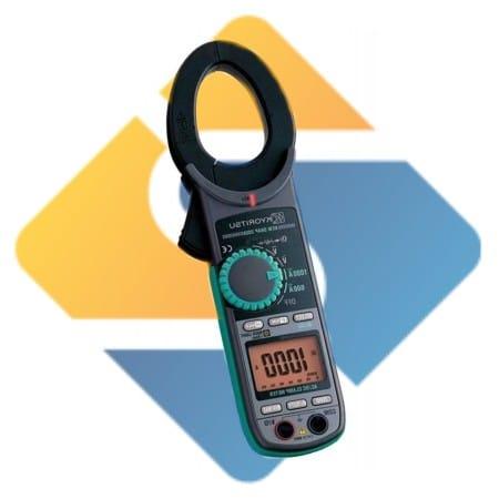 Kyoritsu KEW 2055 AC/DC Digital Clamp Meter