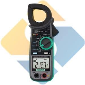 Kyoritsu KEW 2127R AC Digital Clamp Meters