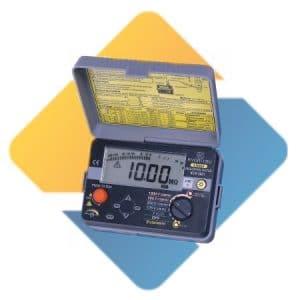 Kyoritsu KEW 3021A Analogue Insulation / Continuity Tester
