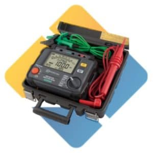 Kyoritsu KEW 3025A High Voltage Insulation Tester
