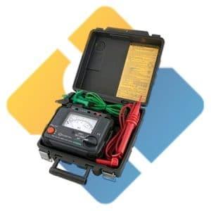 Kyoritsu KEW 3121B High Voltage Insulation Tester