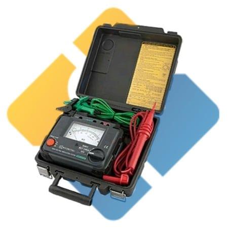 Kyoritsu KEW 3122B High Voltage Insulation Tester
