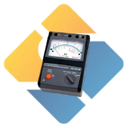 Kyoritsu KEW 3123A High Voltage Insulation Tester