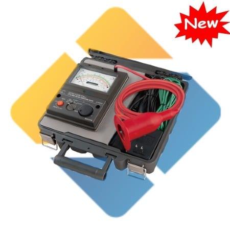 Kyoritsu KEW 3124A High Voltage Insulation Tester
