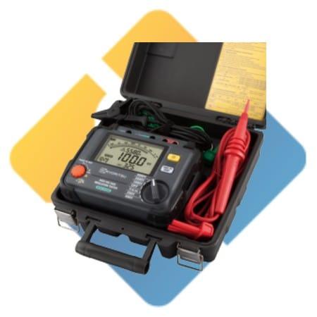 Kyoritsu KEW 3125A High Voltage Insulation Tester
