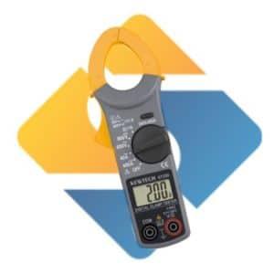 Kyoritsu KT 200 AC Digital Clamp Meter