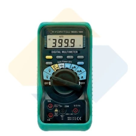 Kyoritsu Model 1009 Digital Multimeter