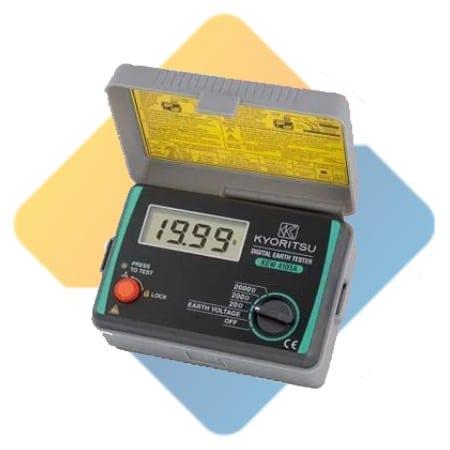 Kyoritsu MODEL 4102A Earth Testers