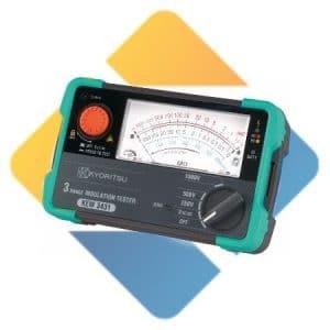 kyoritsu KEW 3431 Analogue Insulation Tester
