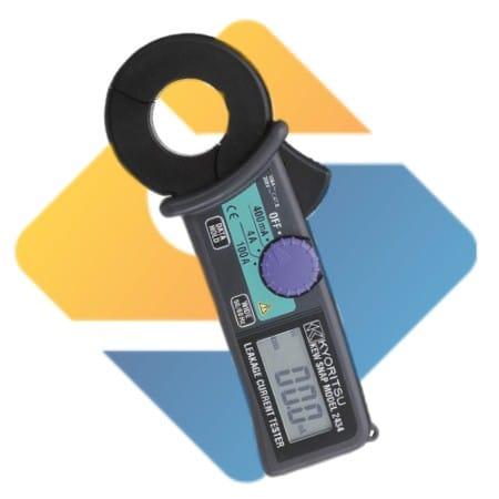 kyoritsu MODEL 2434 Leakage Clamp Meter