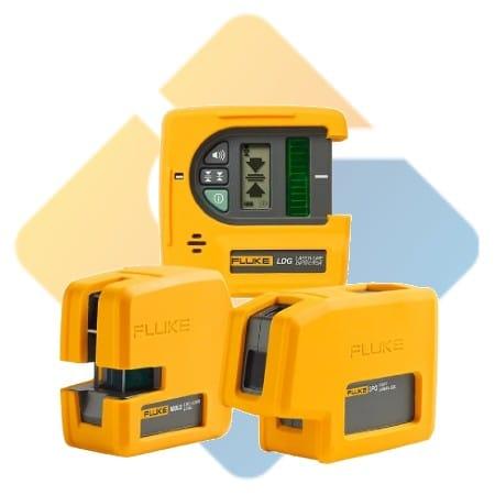 Fluke 180 LG 2 Line Laser Level