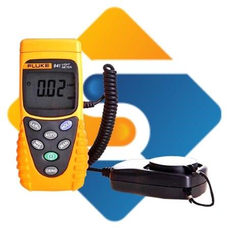 Fluke 941 Digital Lux Meter