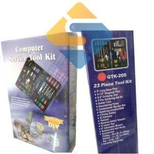 Goldtool GTK-205 Computer Service Tool Kit