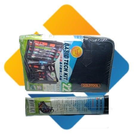Goldtool GTK-207B Basic Tech kit