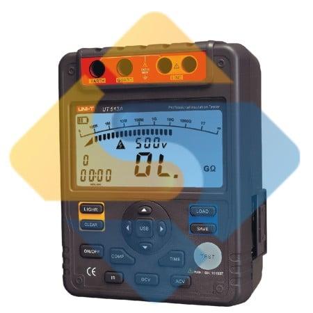 UNI-T UT513A Insulation Resistance Tester