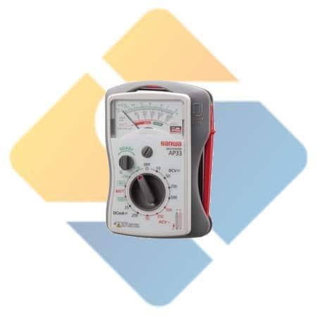 Sanwa AP33 Analog Multitester