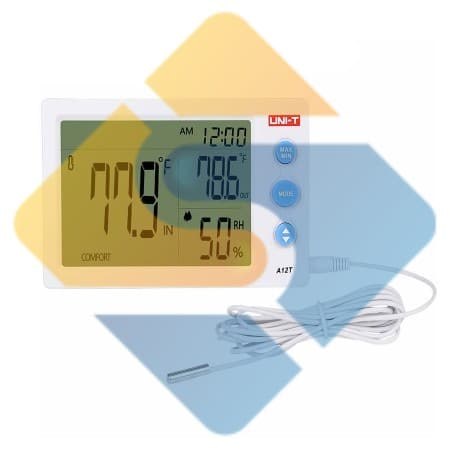 UNI-T A12T Temperature Humidity Meter
