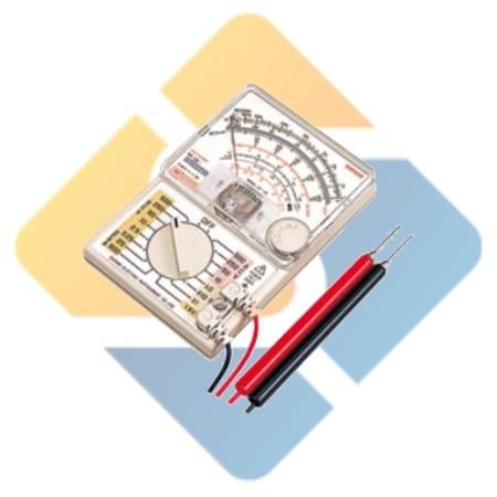 Sanwa CP-7D Analog Multitester