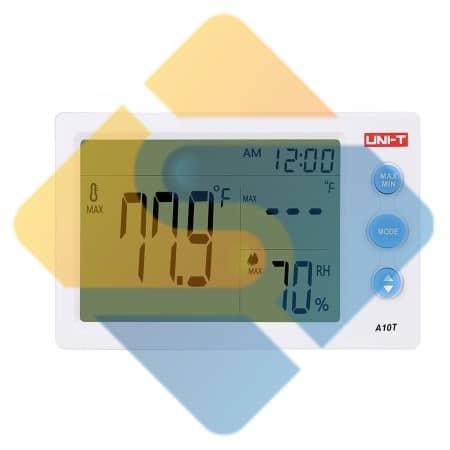 UNI-T A10T Temperature Humidity Meter