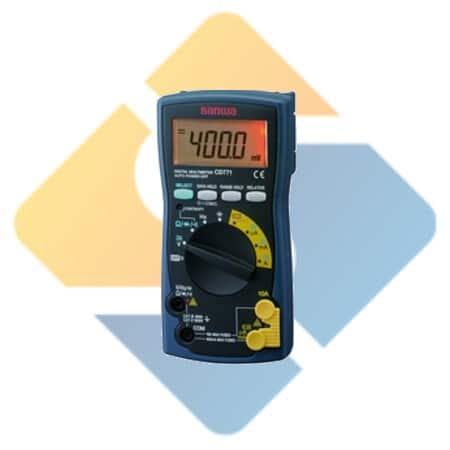 Sanwa CD771 Digital Multimeter