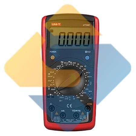 UNI-T UT39E Modern Digital Multimeter
