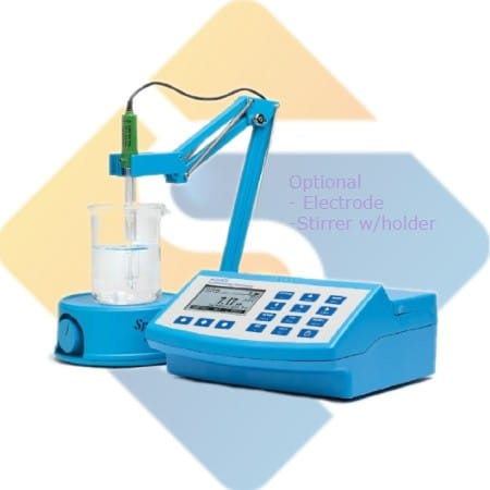 Hanna HI83399 Portable COD and Multiparameter Photometer and pH Meter