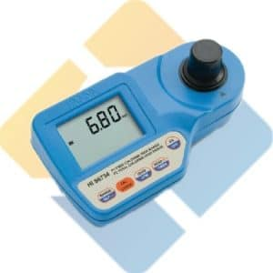 Hanna HI96734 Free and Total Chlorine High Range Portable Photometer
