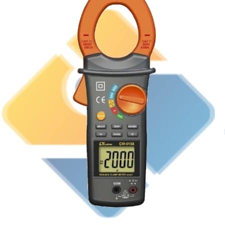 Lutron CM-6158 Clamp Meter 2000A
