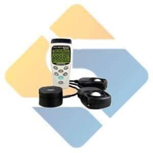 Tenmars TM-208 Datalogging 3in1 UV Light Meter