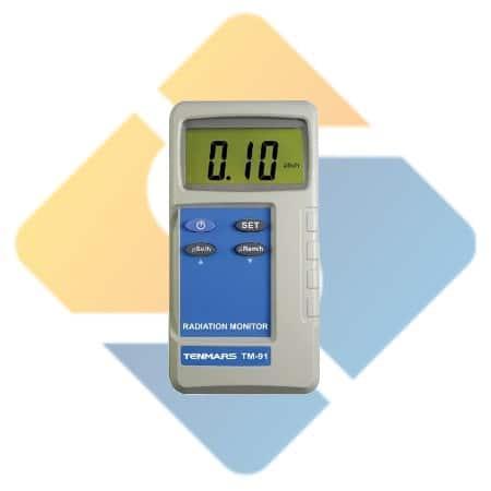 Tenmars TM-91 Radiation Monitor