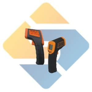 Tenmars TM-301 Infrared Thermometer