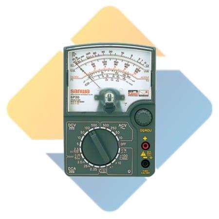 Sanwa SP20 Analog Multitester