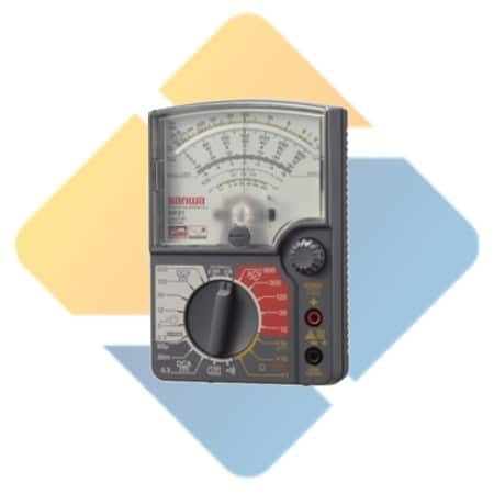 Sanwa SP21 Analog Multitester