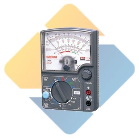 Sanwa TA55 Analog Multitester