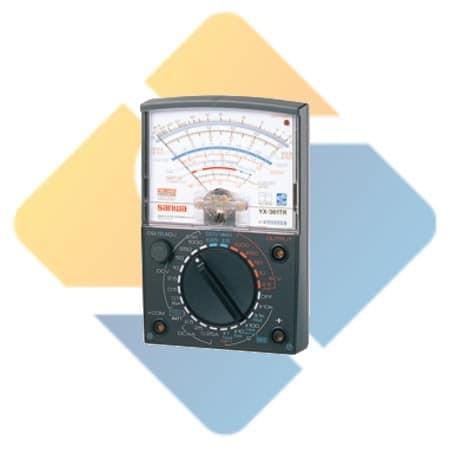 Sanwa YX-361TR Analog Multitester