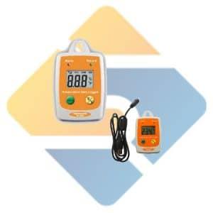 Tenmars TM-306U Temperature data logger