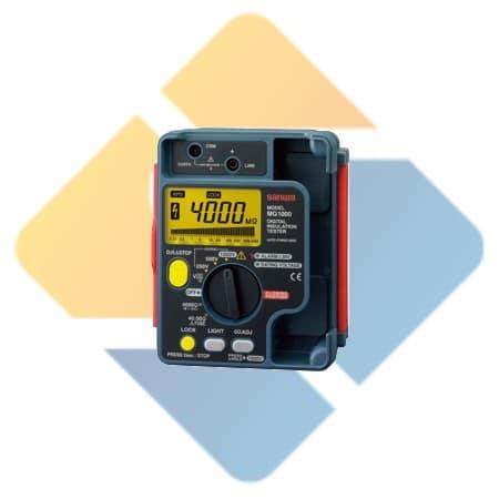 Sanwa MG1000 Insulation Tester