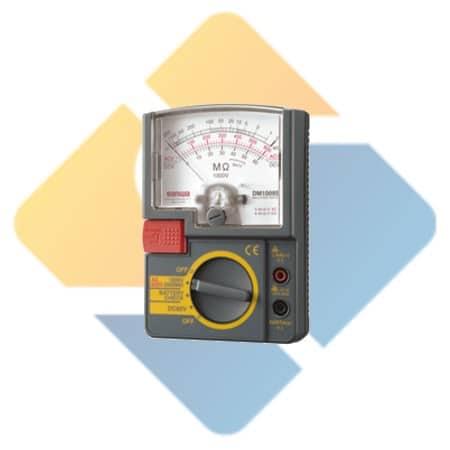 Sanwa DM1009S Insulation Tester