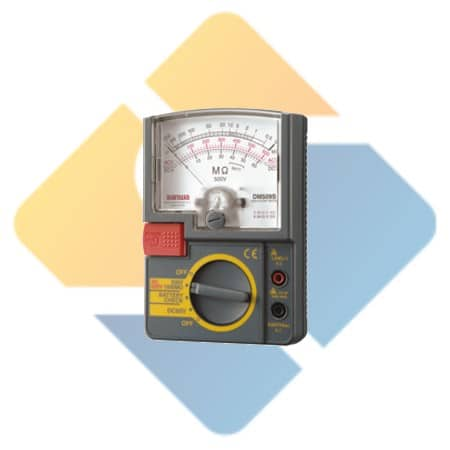Sanwa DM509S Insulation Tester