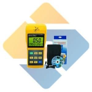 Tenmars TM-192D Gauss Meter/Three-Axis Magnetic Field Meter
